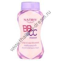 BB CC пудра Natriv - основа под макияж