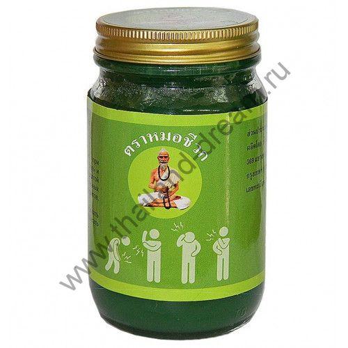 Зеленый бальзам Mho Shee Woke 200гр
